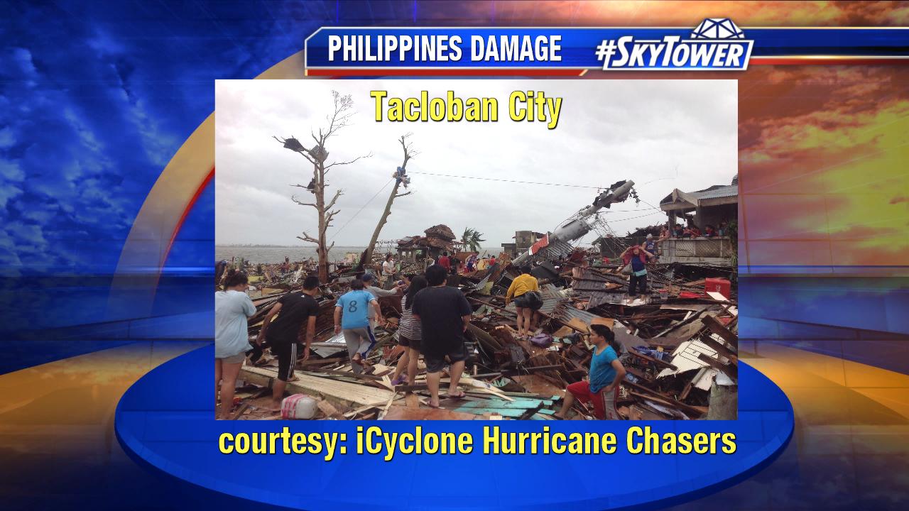 Philippines Damage