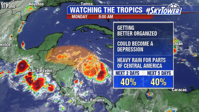 Short Window of Development for Tropical Wave in Caribbean – My Fox Hurricanes